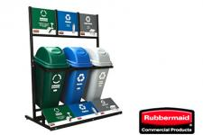 Punto Ecológico Rubbermaid 39 litros CT182000