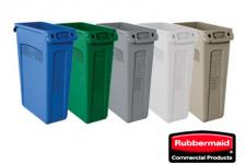 Contenedor Slim Jim® (87 litros) Rubbermaid